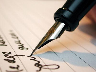 Devenez rédacteur sur le blog