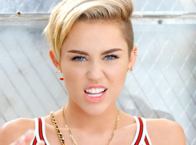 Miley Cyrus, d'une beauté éclatante n'est ce pas ?