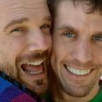 Mariage gay: l'union de Julien et Mickael