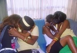 Cinq lesbiennes arretées au sénégal