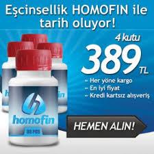 Publicité pour le produit Homofin