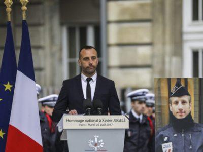Matthias Felk saisit la justice suite aux propos homophobes visant Xavier Jugelé